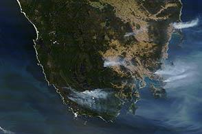 Australia on Fire