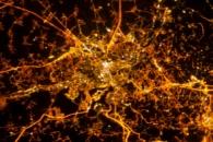 Liège at Night