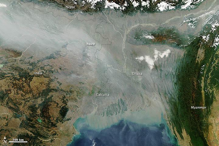 A River of Haze