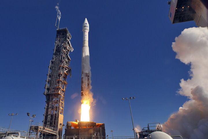 Landsat Data Continuity Mission Takes Off
