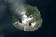 Explosive Eruption at Paluweh Volcano