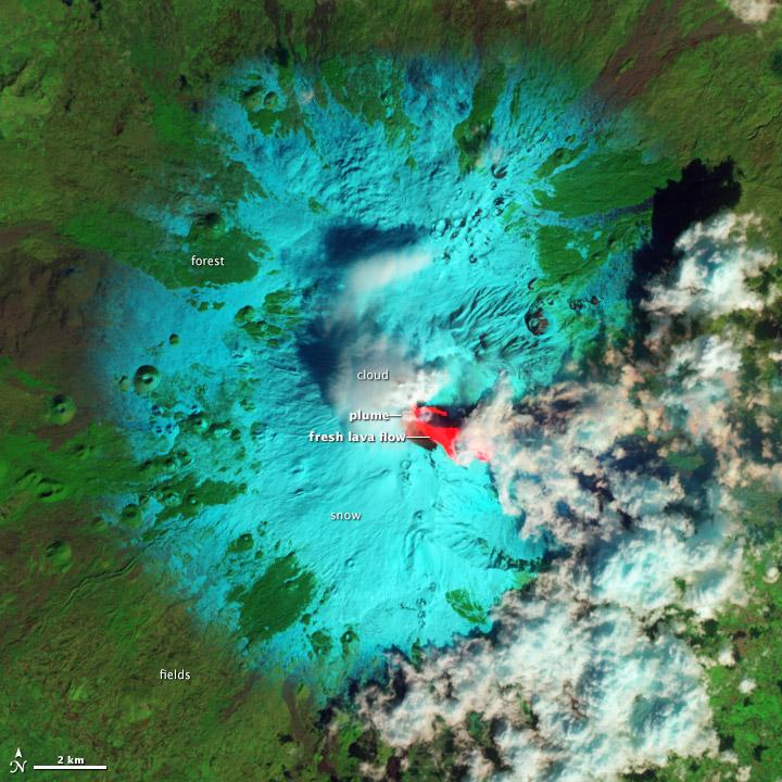 Mount Etna Boils Over