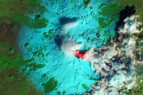 Mount Etna Boils Over