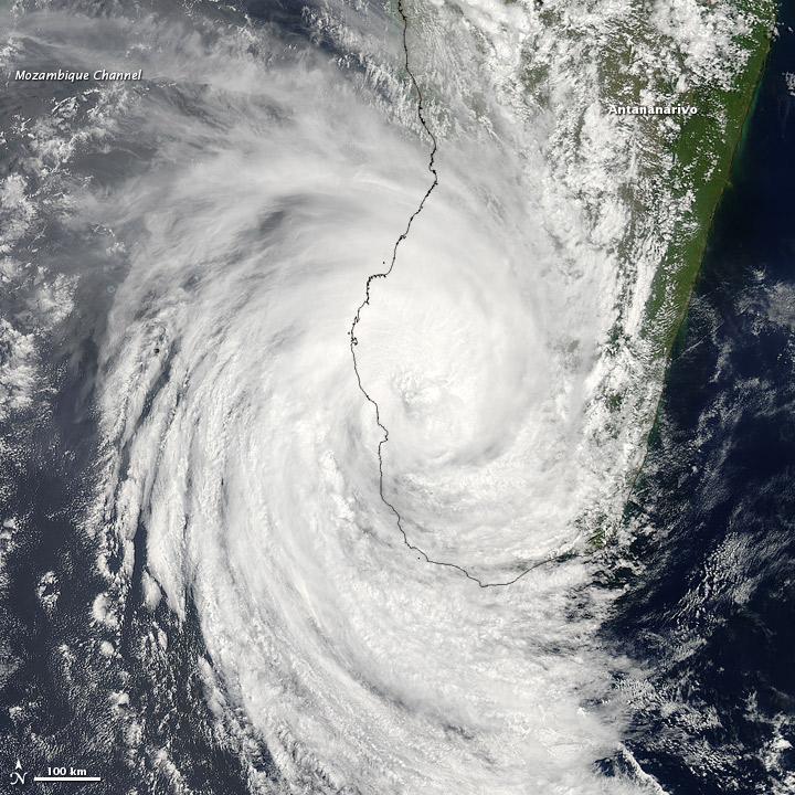 Tropical Cyclone Haruna
