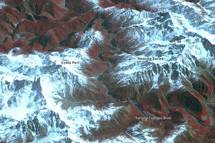 Yarlung Tsangpo: The Everest of Rivers