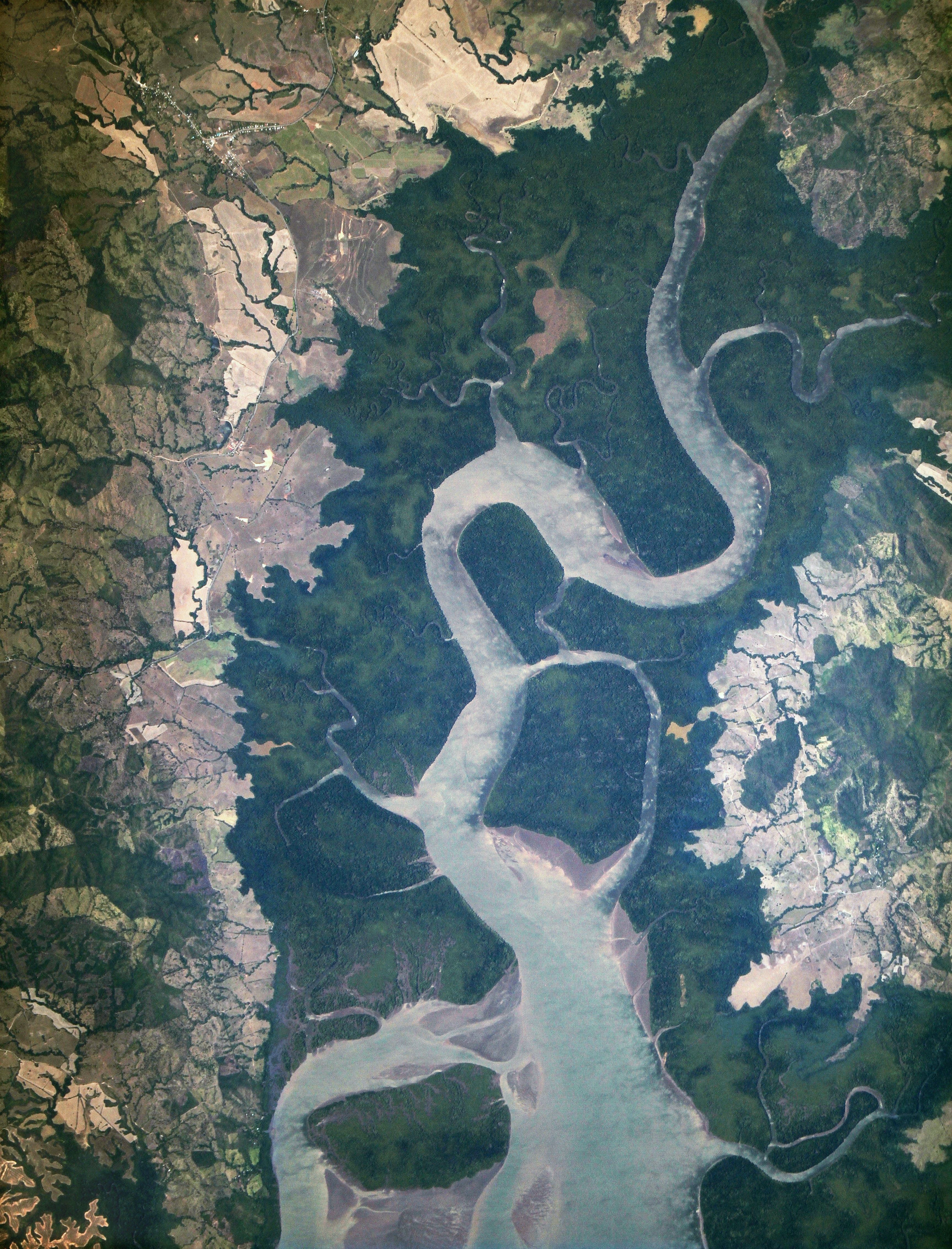 New ISS Eyes See Rio San Pablo - related image preview