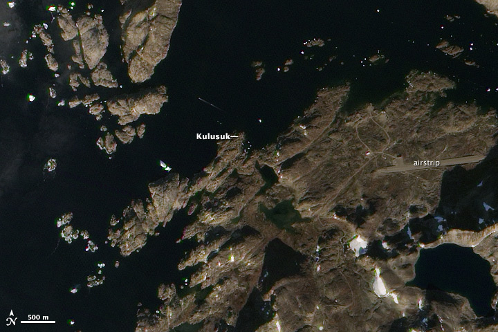 Kulusuk, Greenland : Image of the Day