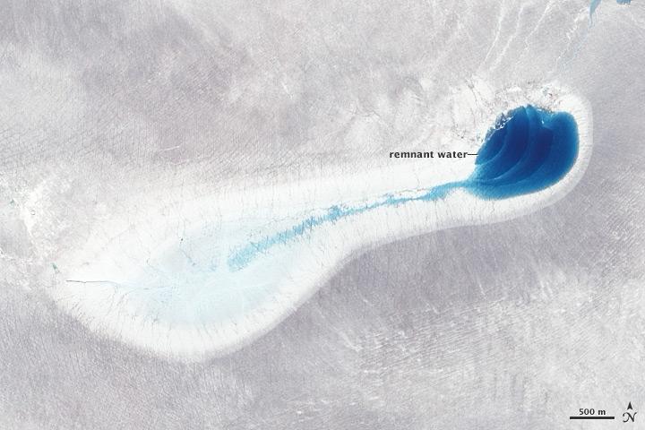 Greenland Melt Ponds