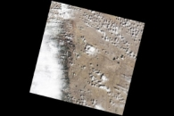 First Images from the Landsat Data Continuity Mission