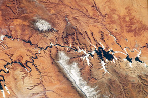 Colorado River and Lake Powell