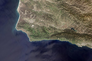 Earth Science Lifts off from the California Coast