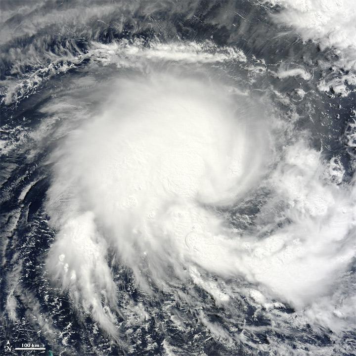 Tropical Storm Imelda