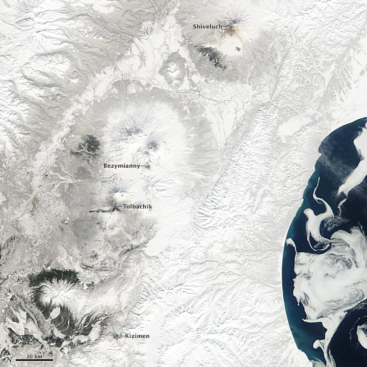 Volcanic Quartet
