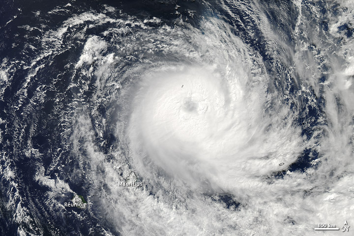 Tropical Cyclone Imelda