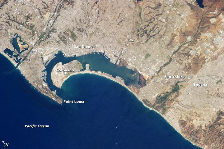 San Diego-Tijuana Region