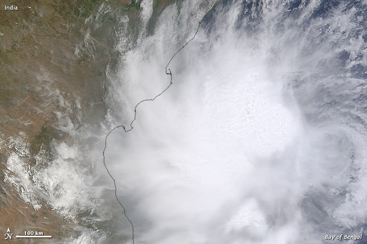 Tropical Cyclone Mahasen