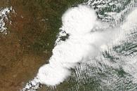 Tornado and Severe Thunderstorms Strike Oklahoma