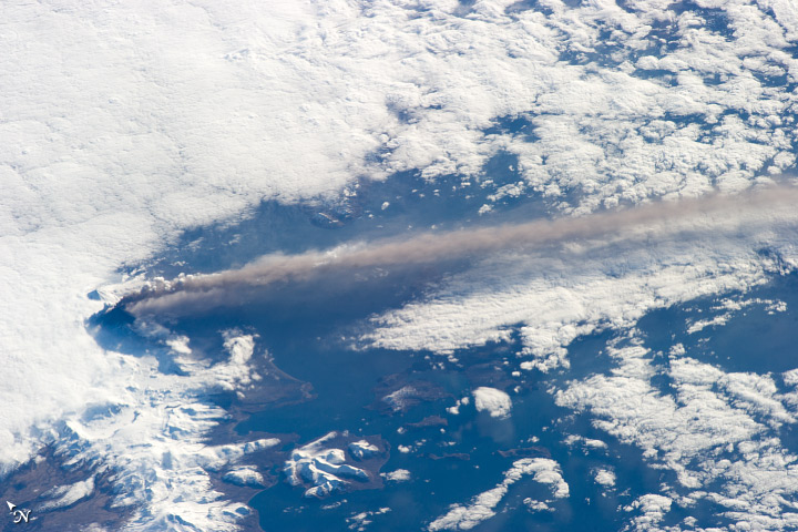 Pavlof Volcano, Alaska Peninsula