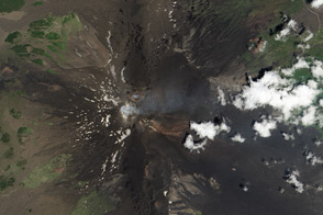 Mount Etna - selected image