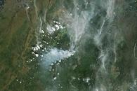 Wildfires in southwestern Alaska