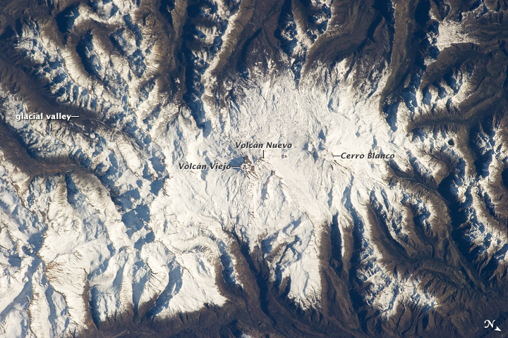 Nevados de Chillán, Chile