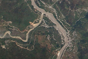 A Closer Look at Flood Damage in India