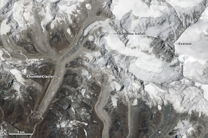 Everest Region, Nepal and China - related image preview