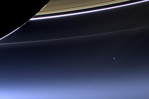 Views of a Distant Earth
