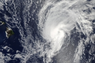 Tropical Storm Flossie