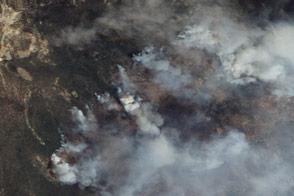 Lodgepole Fire, Idaho
