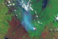 Nyamuragira and Nyiragongo Volcanoes