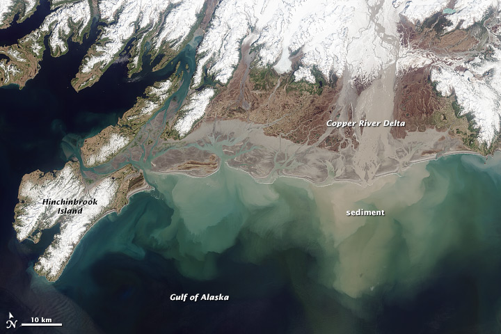 Copper River Delta - related image preview