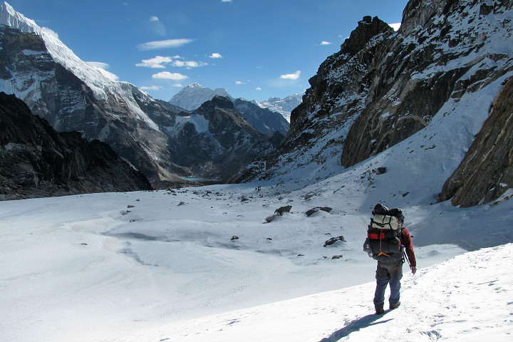 Exploring Mount Everest's Ice