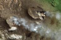 Volcanic Plumes Escape Ambrym Volcano