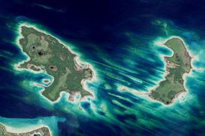 Garden and Hog Islands, Michigan