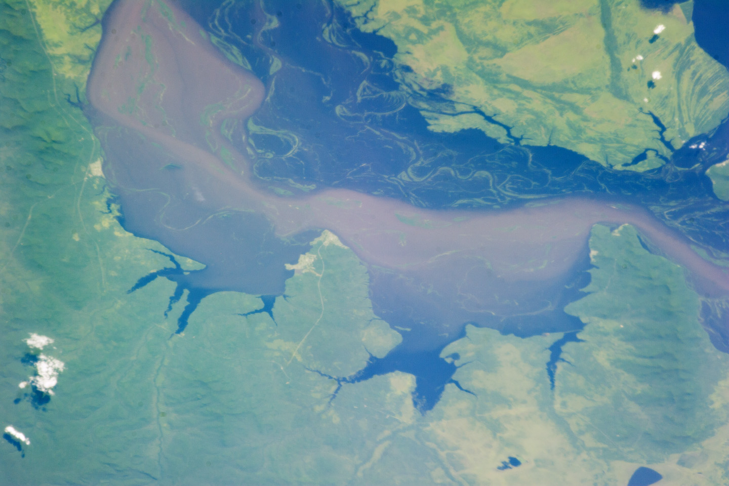 Flooding in Eastern Russia - related image preview