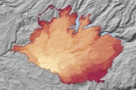 Progression of California's  Rim Fire