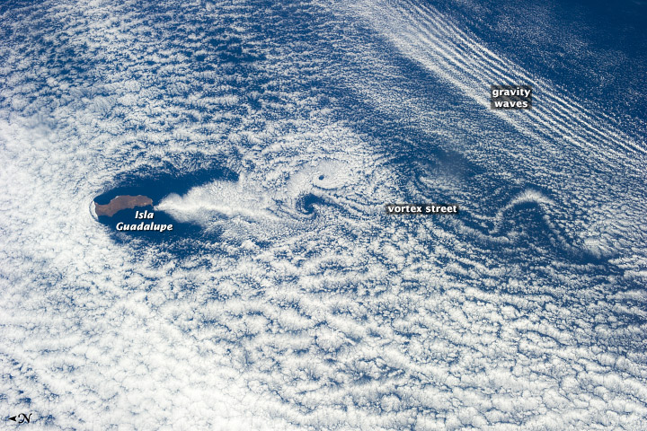 Cloud Swirls and Ripples, Guadalupe Island - related image preview