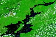 Floods Inundate Russia's Far East