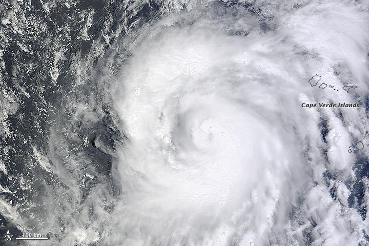 Hurricane Humberto -