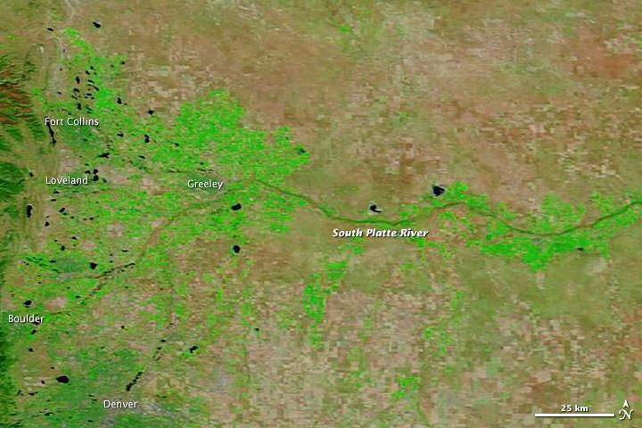 Floods in Colorado