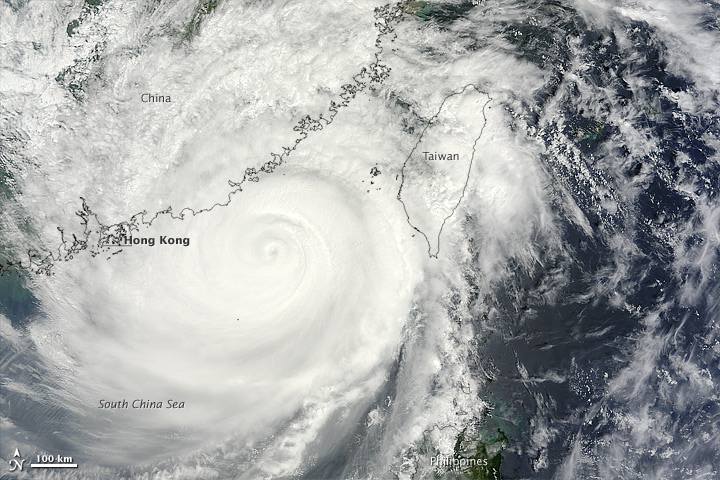 Super Typhoon Usagi