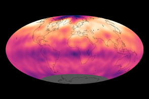 Global Patterns of Carbon Dioxide - selected image