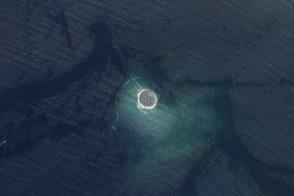 Earthquake Births New Island off Pakistan