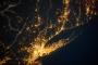 Long Island Sound Region at Night
