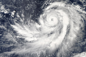 Typhoon Francisco - selected image