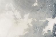 Smog Shuts Down Harbin
