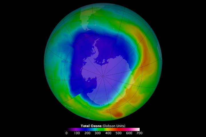 Ozone Hole 2013 - related image preview