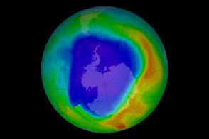 Ozone Hole 2013 - selected image
