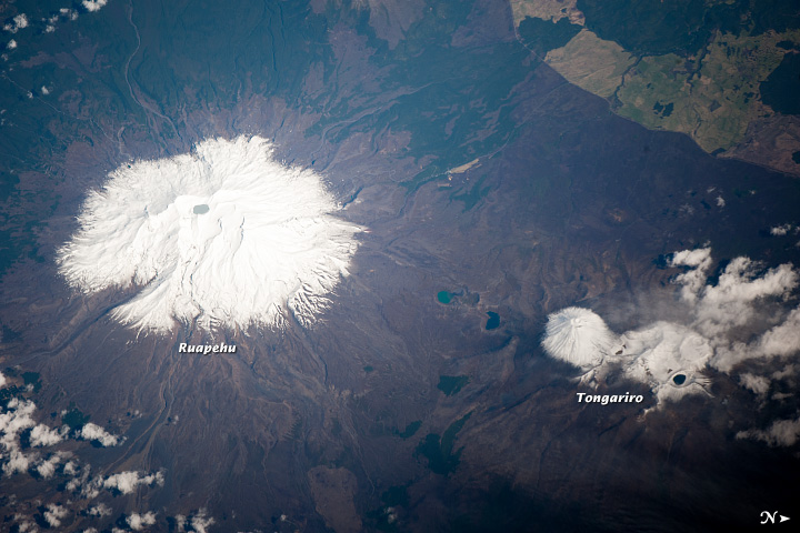 Ruapehu Volcano and Tongariro Volcanic Complex - related image preview